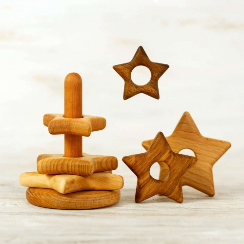 Stacking Toy Star