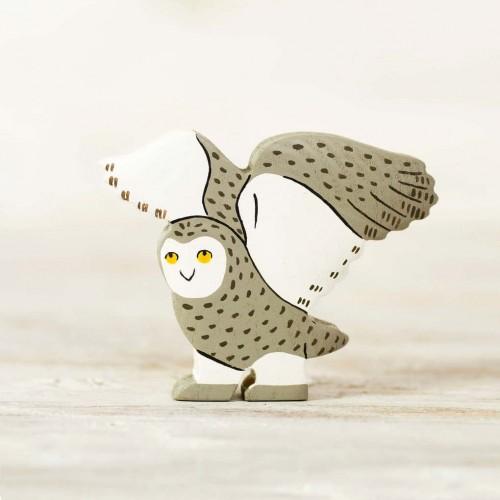 Toy Snowy Owl