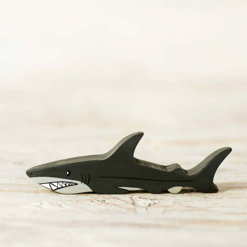 Toy Shark figurine