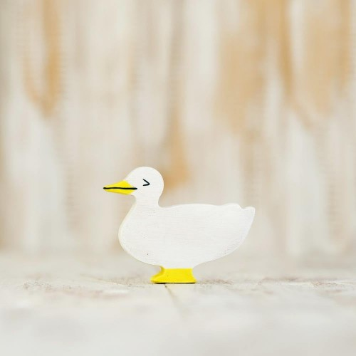 Wooden Duck Toy
