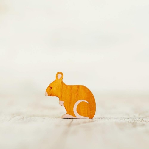 Toy Mouse figurine