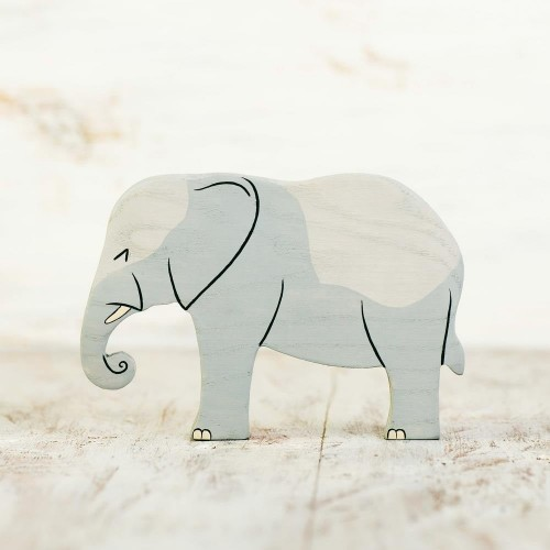 toy elephant figurine