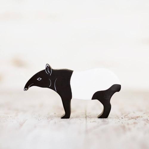 Wooden Tapir Toy