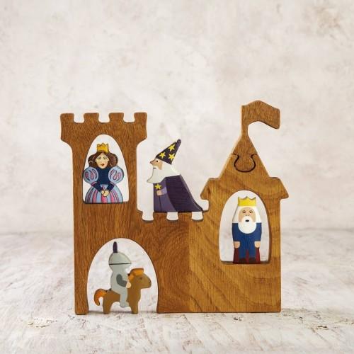 Castle Play Set (5pcs)