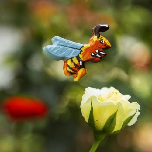 Toy bee figurine