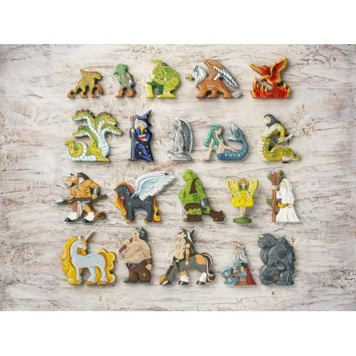 Legendary creatures set